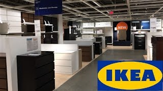 Ikea Wardrobes And Storage Furniture Dressers Home Decor Shop With Me Shopping Store Walk Through 4k