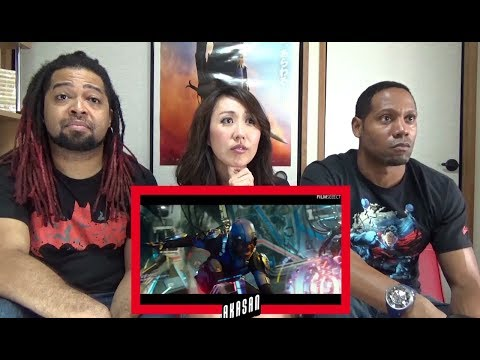 PACIFIC RIM 2 Trailer (Extended) 2018 REACTION & REVIEW (Looks Cooler or Cheaper than the first?)