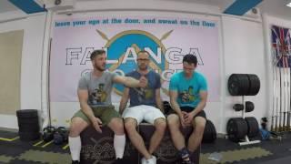 Zapraszamy na CrossFit Chojnice -