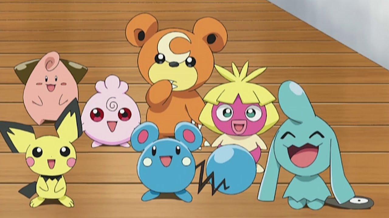 Pokémon monísimos en la cubierta! - YouTube