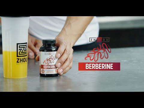 Berberine With Oregon Grape For Fat Metabolism And Ketone Synthesis
