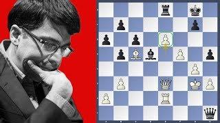 Class is permanent - Anand vs Giri   Shamkir Chess 2019