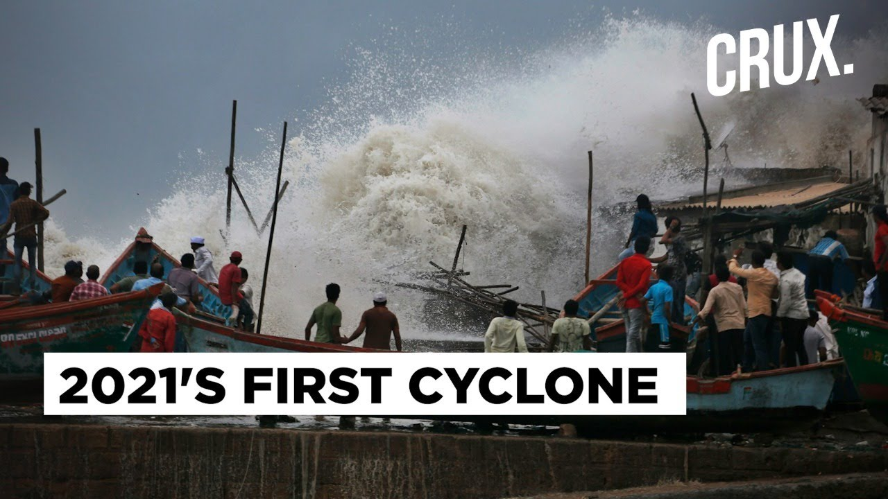 Cyclone Tauktae Could Hit India's Western Coast | What You Need To Know