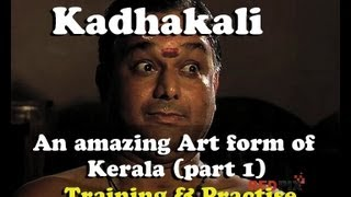 Kathakali - An amazing Art form of Kerala (Part 1) [RED PIX]