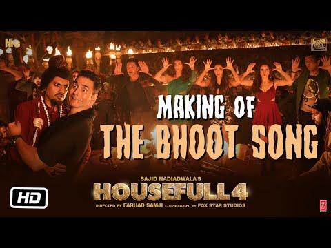 Housefull 4: The Bhoot Song Making | Akshay Kumar, Nawazuddin Siddiqui | Mika Singh, Farhad Samji