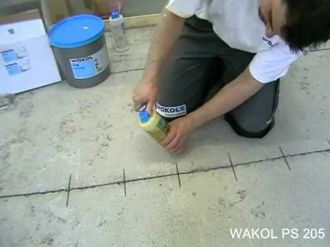 istruzioni d 39 uso wakol ps 205 resina riempitiva youtube