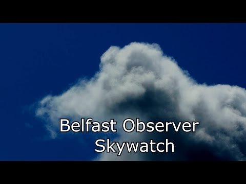 Cloudships northern ireland 15th July 2015