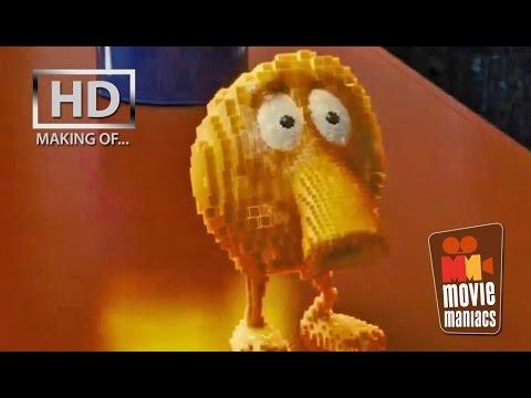 Pixels  make them real - official featurette (2015) Donkey Kong Pacman QBert