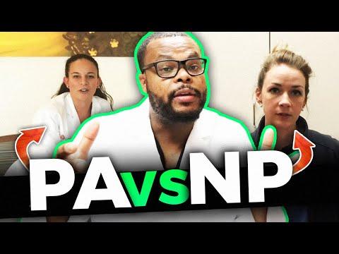 Physician Assistant (PA) vs Nurse Practitioner (NP)?
