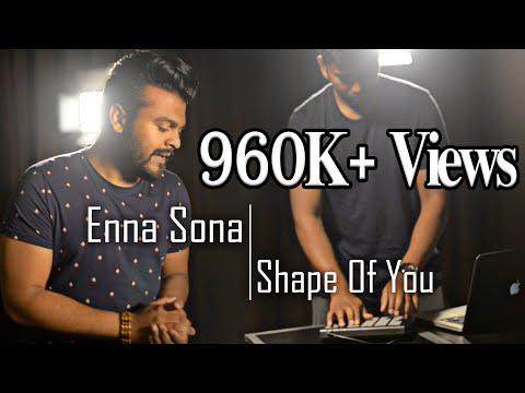 Enna Sona / Shape Of You (MASHUP) Ramz ft. DJ Raj