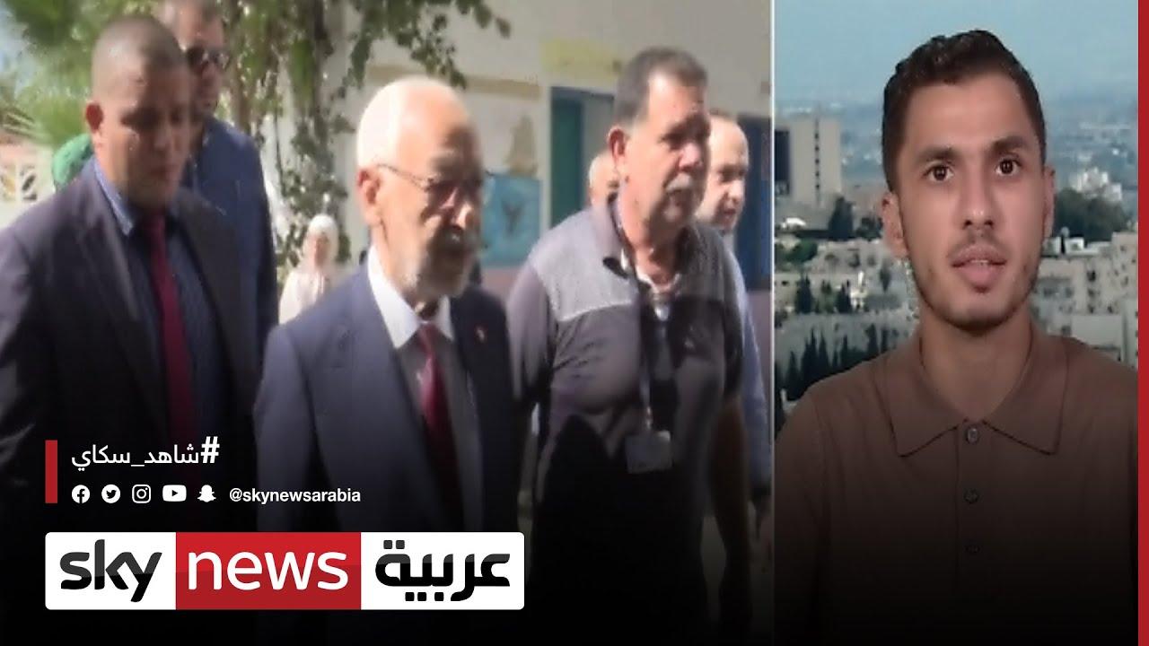رياض جراد: هناك حالة من الانشقاق والتصدع داخل حركة النهضة