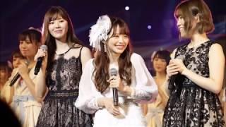 SKE48松村香織の卒業コンサートが2月5日、彼女の出身地である埼玉県(大宮ソニックシティ)にて行われた。 <SKE48松村香織 卒業コンサート...