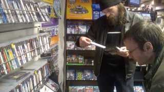 Retro Game Shops: Episode 2: Playaway in Folkestone