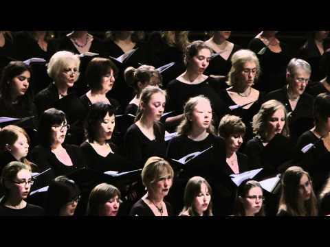 Royal Choral Society: 'Surely He Hath Borne Our Griefs' from