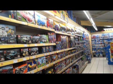 Shopping LEGO en direct ! - King Jouet