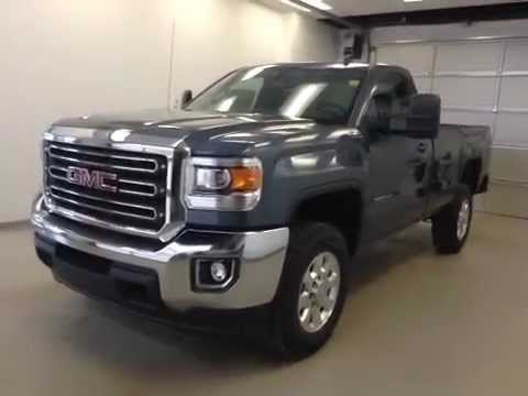 2015 gmc sierra 3500hd 4wd reg cab 133 6 sle youtube. Black Bedroom Furniture Sets. Home Design Ideas