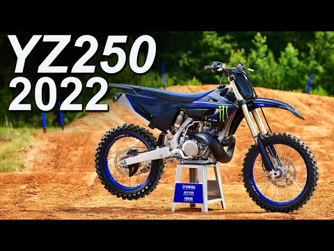 2022 Yamaha YZ250 Model Update   What's New   Pricing