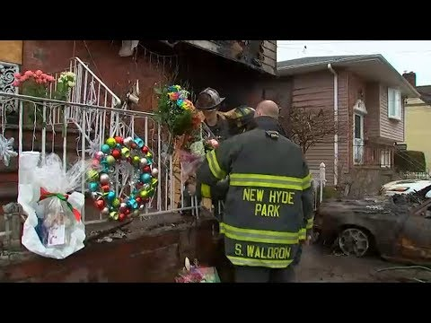 Grandmother, 4-year-old granddaughter killed in Long Island house fire