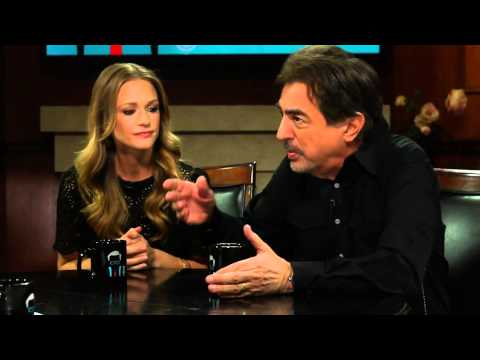 We're The Bastard Child |  Joe Mantegna and AJ Cook | Larry King Now- Ora TV