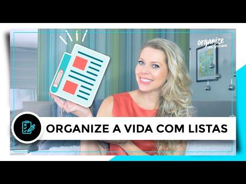COMO ORGANIZAR A VIDA FAZENDO LISTAS DE TAREFAS | OSF - Rafa Oliveira