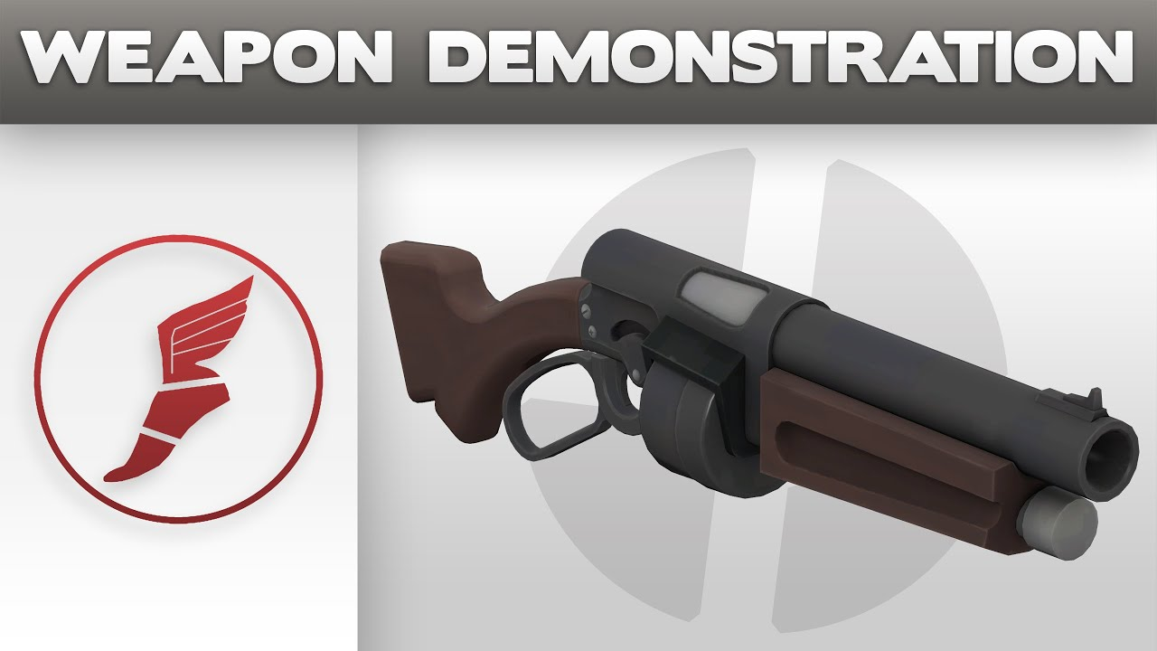Baby Face's Blaster - Official TF2 Wiki | Official Team