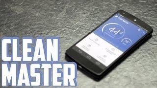 Optimiza y protege tu Android con Clean Master