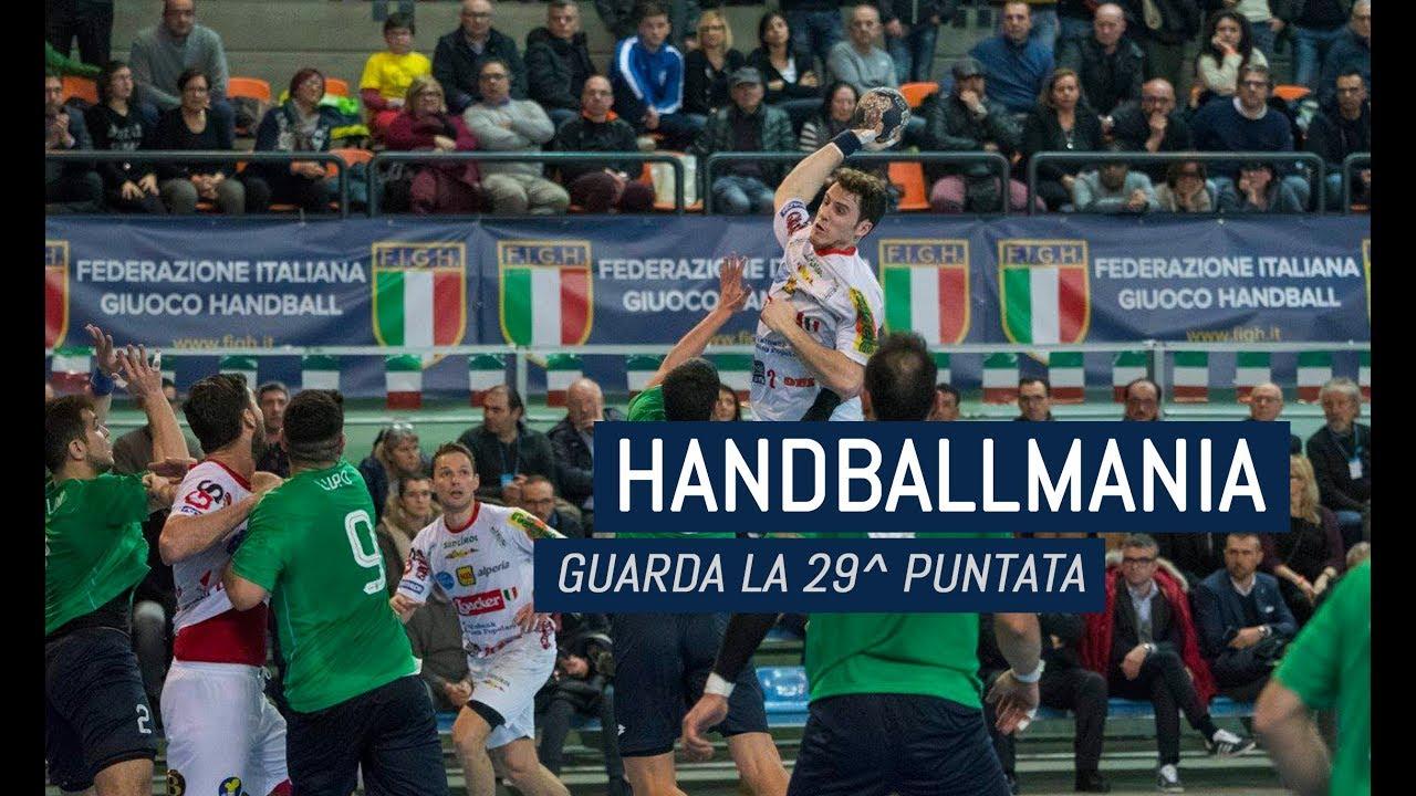 HandballMania - 29^ puntata [12 aprile]