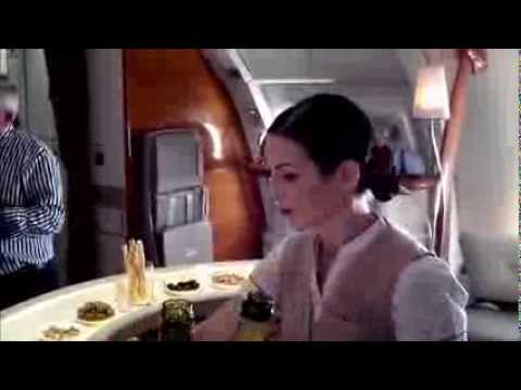 Emirates A380 Business Class Suites