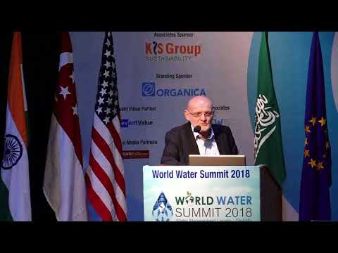 Mr. Attila Bodnar, Executive Vice President and Co Founder, Organica Water, Inc, USA