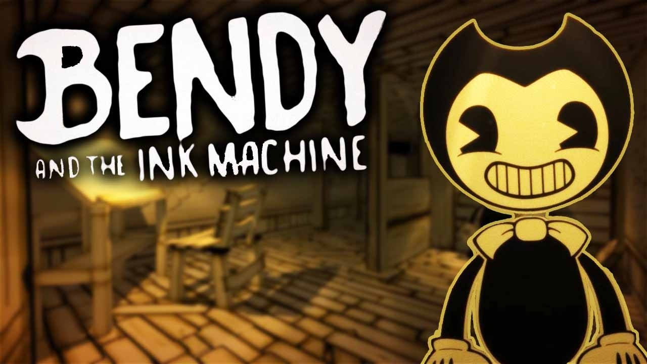 bendy and the ink machine evil bendy
