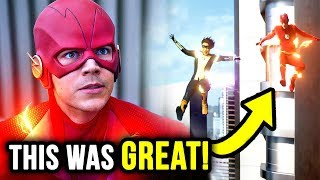 The Flash Needs to be More Like THIS! - The Flash Season 5 Episode 7 Review