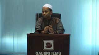 Ustaz Salman Maskuri - Tazkirah Ramadhan 2014 Part 1