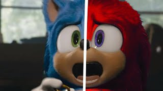 Sonic The Hedgehog Movie Choose Your Favorite Desgin For Both Characters (Knuckles & Sonic) Part 2