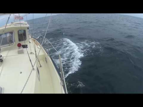 Fisher 32 A Good Sail