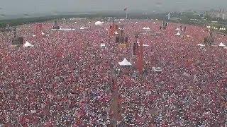 Muharrem İnce İstanbul Mitingi - 23 Haziran 2018