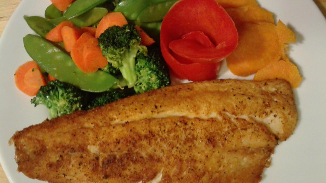 Como Freir Un Filete De Pescado A La Perfeccion