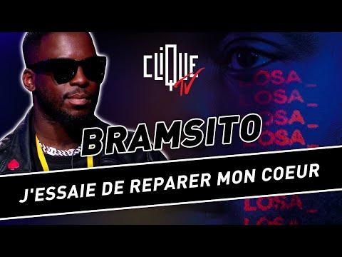 Youtube: Bramsito: l'amour, le PSG, Polnareff et un message à Kendji Girac – Clique TV