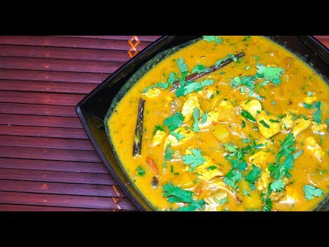 🔴 Chicken Potato Curry - Chicken Coconut Curry - Easy Chicken Curry - How to make Chicken Curry