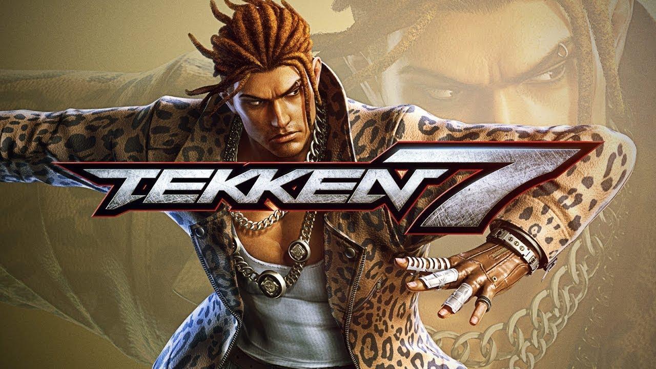 Tekken 7 Eddy Gordo Story Youtube