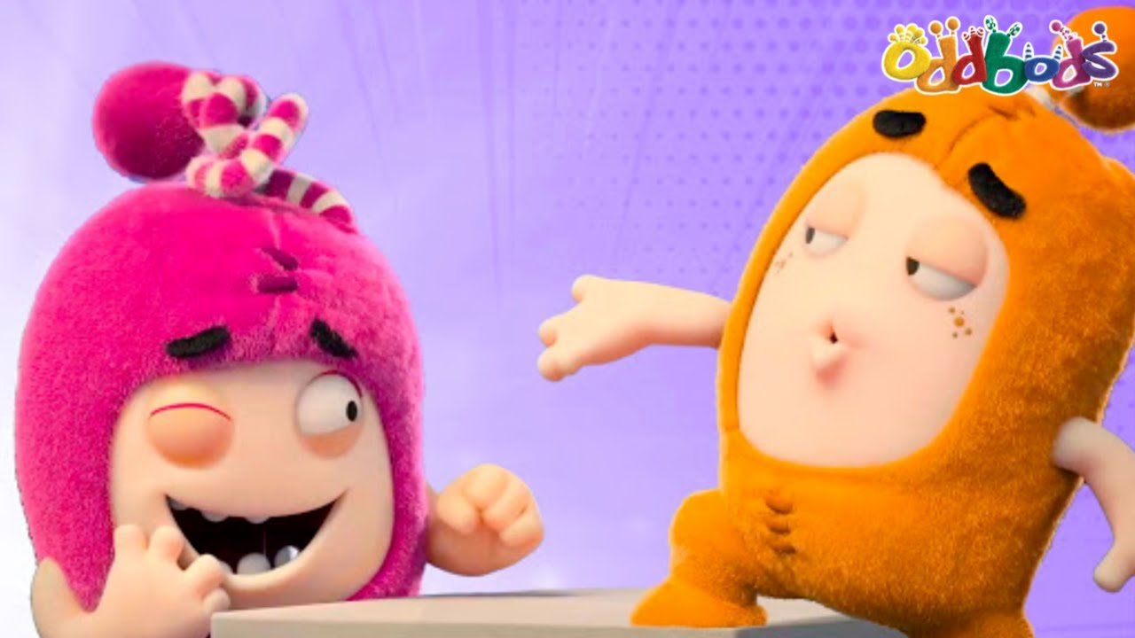 Oddbods | नया | Top 50 episodes  -  टॉप 50 एपिसोड | बच्चों के लिए मज़ेदार कार्टून