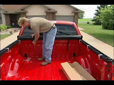 TruXport Truck Bed Cover Installation