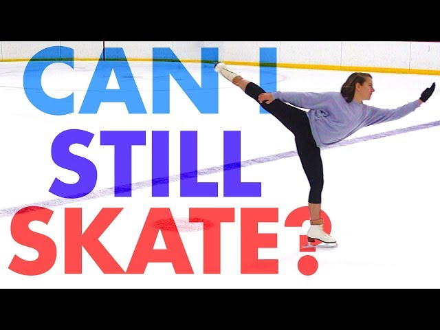 Can I Still Figure Skate?