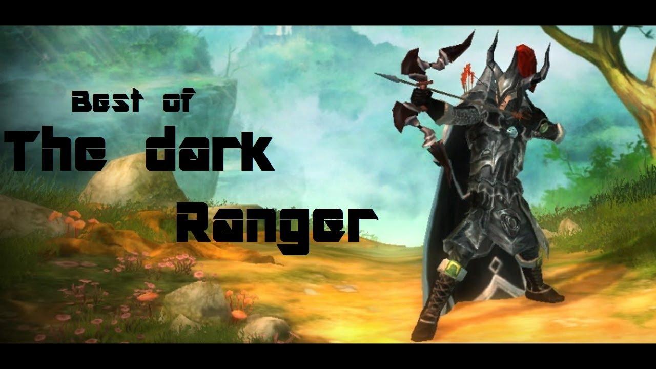 Drakensang Online PvP : Best of The Dark Ranger - YouTube  Drakensang Onli...
