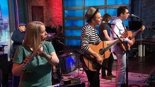 "Saturday Sessions: Belle & Sebastian perform ""Allie"""