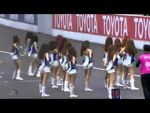 Thailand Sexy Dancer in ARRC 2015 Road Race