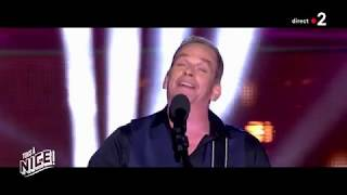 Garou, Kimberose, Jenifer - Shallow/I'm Still Standing/We Are The Champions live Nice