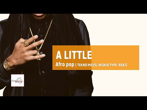 """[FREE] Burna Boy x Tekno x type beat """"A Little """" / Soulful Sweet melodious Afropop Type In"""