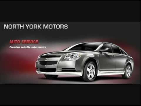 """NORTH YORK MOTORS"" radio spot by Antidote Audio"