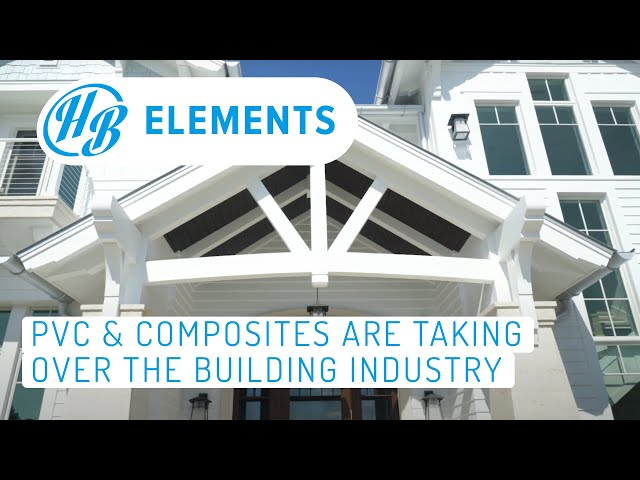 Best Exterior Material - PVC & Composites Are Taking Over the Building Industry
