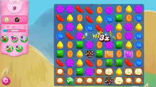 How To Complete Candy Crush Saga Level #1805 hard level without booster